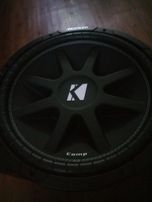 """15"""" brand new 500watts peak subwoofer for Sale in Robstown, TX"""