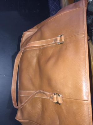 Madison collections deep brown bag for Sale in Hollywood, FL