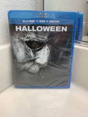 Halloween blu ray & digital code for Sale in Apple Valley, CA