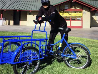 """New 24""""Redr ride Folding tricycles Bike for Sale in Rowland Heights,  CA"""