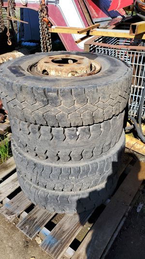 Wheels and tires for Sale in Vancouver, WA