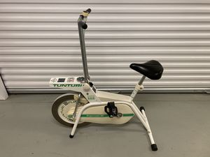 Tunturi Ergometer W - Stationary Exercise Bike - Excellent Condition for Sale in North Wales, PA