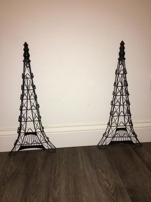 Eiffle Tower wall frames. for Sale in Colton, CA