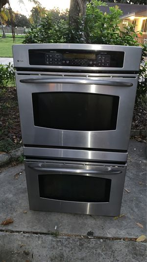GE Profile Double wall oven - Free for Sale in Davie, FL