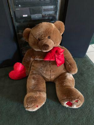 Dark brown stuffed animal for Sale in Hesperia, CA