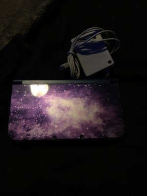 Limited - Galaxy - Nintendo 3DS XL and The Legend of Zelda Majora Mask (if wanted) for Sale in Bakersfield, CA