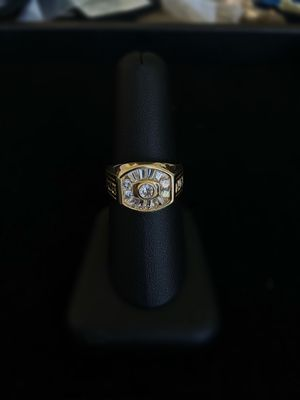 Men's 14k Gold Ring for Sale in Houston, TX
