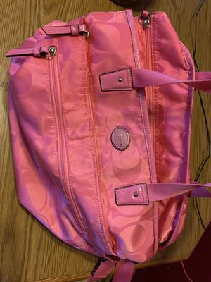 COACH PURSE AND DIAPER BAG for Sale in Keota, IA