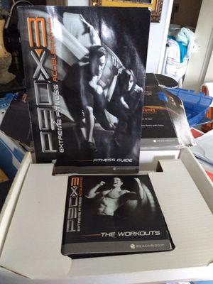 P90 fitness DVD set also insanity DVD set for Sale in Tamarac, FL