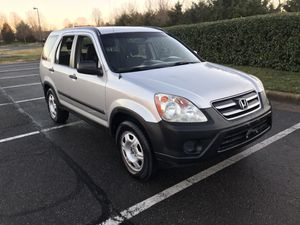 2006 Honda CRV, mint condition, one owner !!! for Sale in Potomac Falls, VA