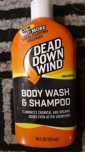 Dead down wind body wash and shampoo for Sale in Loganton, PA