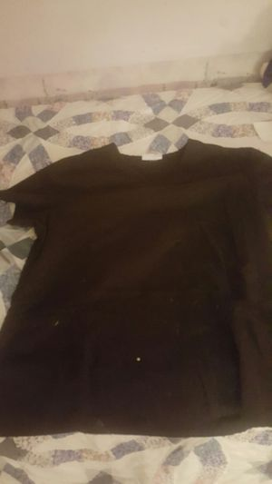 Women's black Scrub top (medium) for Sale in Frederick, MD