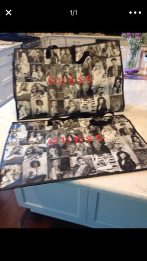 GUESS CARRY ALL - Tote Bag for Sale in Tampa, FL