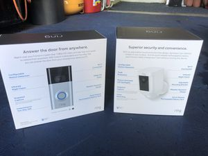 RING DOORBELL 2 and SPOTLIGHT MOTION CAMERA BRAND NEW IN BOX for Sale in Wellington, FL