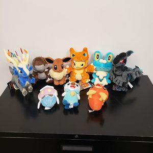 Pokemon Plush Toys Plushies Pikachu Charizard Eevee Starters Legendary for Sale in Puyallup, WA