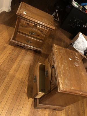 FREE 2 small dressers for Sale in Los Angeles, CA