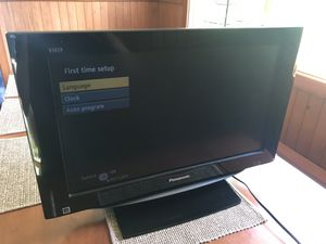 """Panasonic 26"""" Viera TV for Sale in Lansdale, PA"""