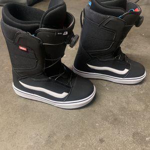 Vans Aura OG Snowboarding Boots for Sale in Salinas, CA