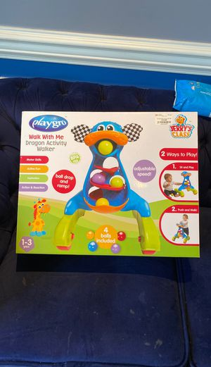 Walker and play set for Sale in Capitol Heights, MD