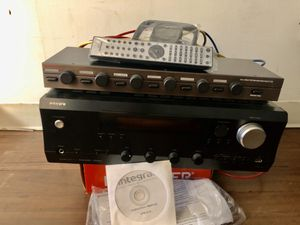 Stereo receiver and multi-room speaker selector for Sale in Hollywood, FL