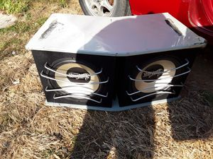 West coast customs 12 subwoofers... for Sale in Wheaton, MD
