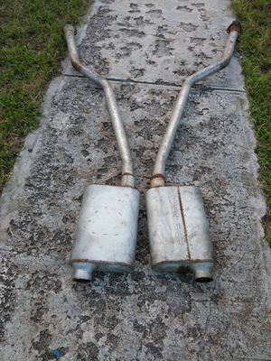 Exhaust system, Flowmaster, Dual exhaust for Sale in West Palm Beach, FL