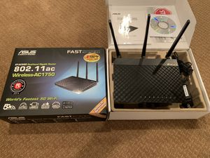 Asus Wireless High Speed Router for Sale in Las Vegas, NV