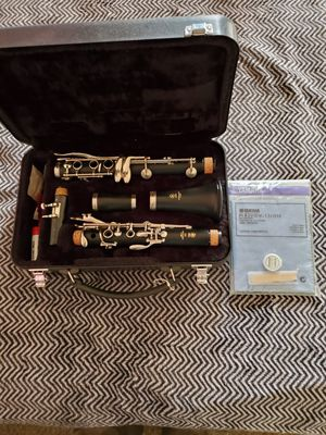 Clarinet (Like New Condition) for Sale in Jersey Shore, PA