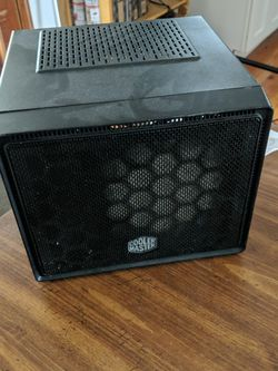 Cooler Master Elite 110 Mini ITX Case for Sale in Cleveland,  OH