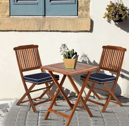 Costway 3 pcs bistro set for Sale in Bellevue,  WA