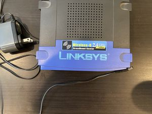 Lynksys G Router for Sale in Bonita, CA
