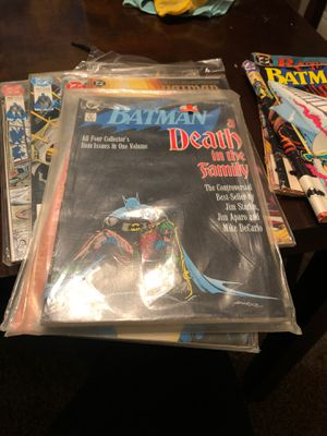 """Batman """"a death in the family"""" comic book for Sale in Brooklyn Park, MN"""