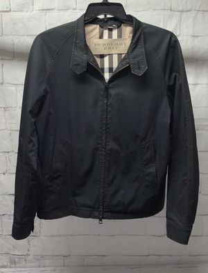 BURBERRY BRIT Mens Bomber Jacket Size Large for Sale in Pasadena, TX