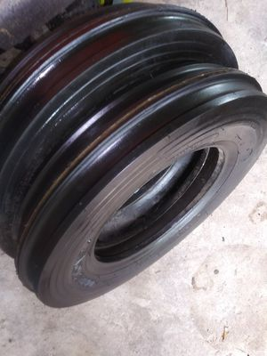 Front tractor tires MUST GO for Sale in Houston, TX
