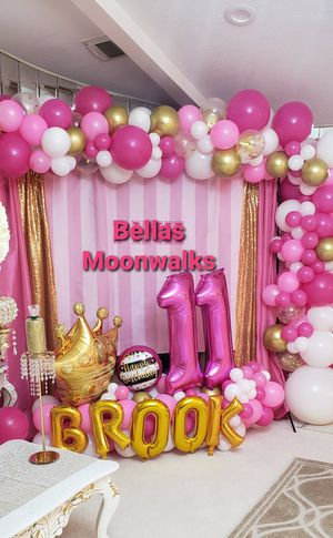 Balloon Garland backdrop s for Sale in Humble, TX