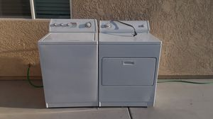 Washer and electric dryer whirlpool for Sale in Las Vegas, NV