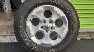 Jeep Wrangler tires and Rims for Sale in Miami, FL