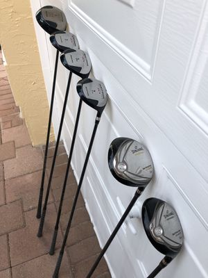 Golf clubs. Spalding, Shotron. 12 items total for Sale in Miami, FL