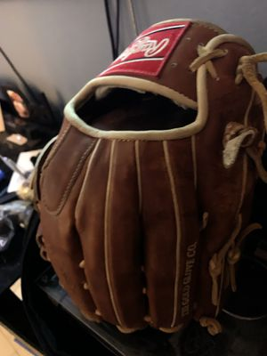 Rawlings pro preferred 12.75 H web baseball glove for Sale in Fontana, CA