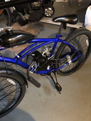 Huffy 80cc motor bicycle for Sale in Brownstown Charter Township, MI