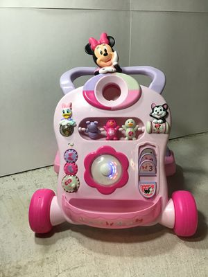 Kiddieland Disney Minnie Mouse & Friends Activity Walker Toy for Sale in NJ, US