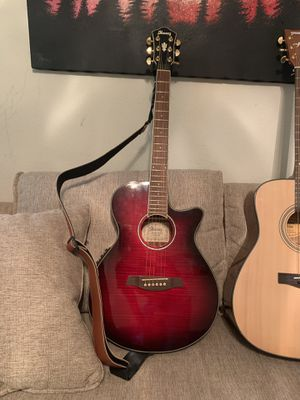 Electric/acoustic guitar for Sale in Woodbridge, VA