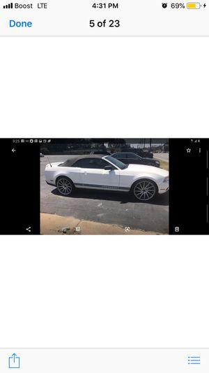 2011 Ford Mustang for Sale in Jonesboro, GA