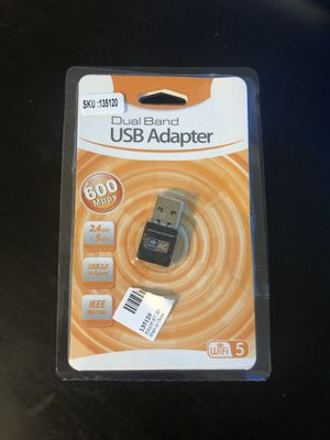 USB WiFi adapter for Sale in Fernley, NV