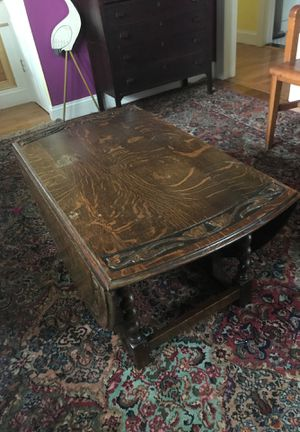 Antique coffee table for Sale in Tempe, AZ