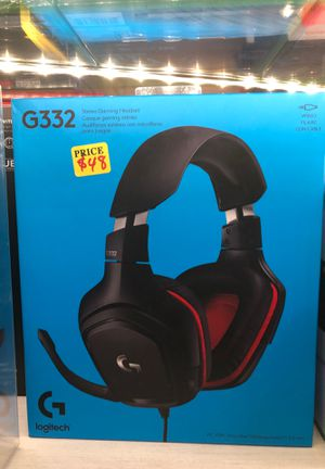 Logitech G332 Gaming Headset Brand new for Sale in New York, NY
