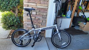 Seven-speed folding bike with low profile tires for Sale in Newark, CA