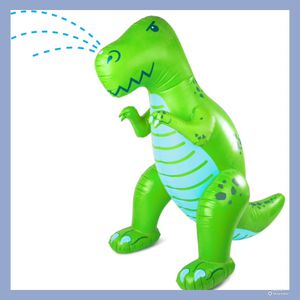 New!! T-Rex Sprinkler, Kids Water Game, Outdoor Sprinkler Game for Sale in Phoenix, AZ