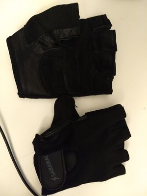 Leather Weight Lifting Gloves for Sale in Abilene, TX