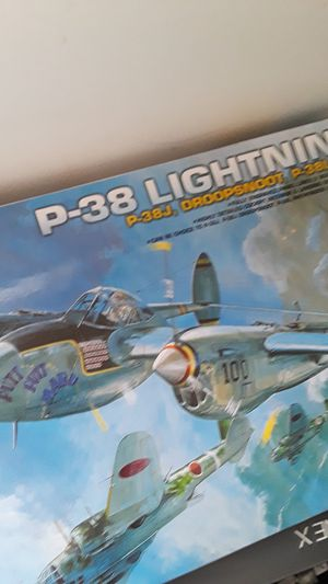 (P-38 LIGHTNING)MODEL AIRPLANE for Sale for sale  Boca Raton, FL